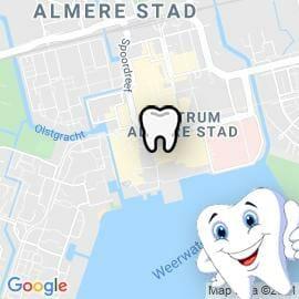 Orthodontie Almere, Flevostraat 4, 1315 CC Almere, Nederland