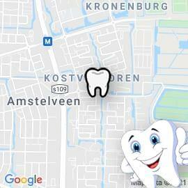 Orthodontie Amstelveen, Straat van Messina 17, 1183 HM Amstelveen, Nederland