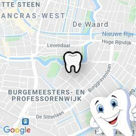 Orthodontie Leiden, De Laat de Kanterstraat 7, 2313 JS Leiden, Nederland