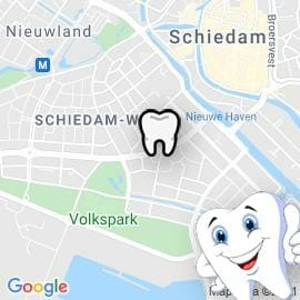Orthodontie Schiedam, Burgemeester Knappertlaan 94, 3117 BC Schiedam, Nederland